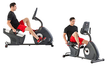 Recumbent Bike image